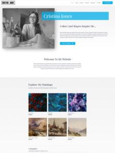 artist-christine-home-page-600x800