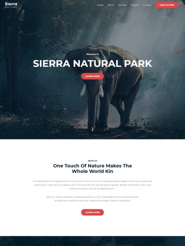 sierra nature home screenshot 600x800 1
